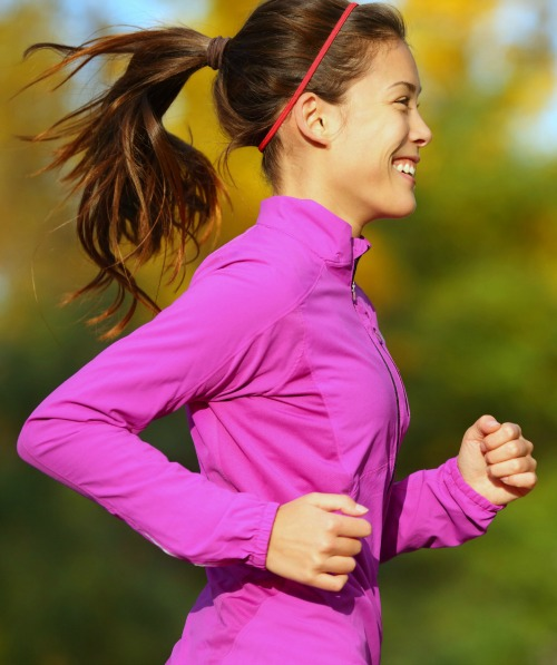 Online running program Healthy Balance Fitness