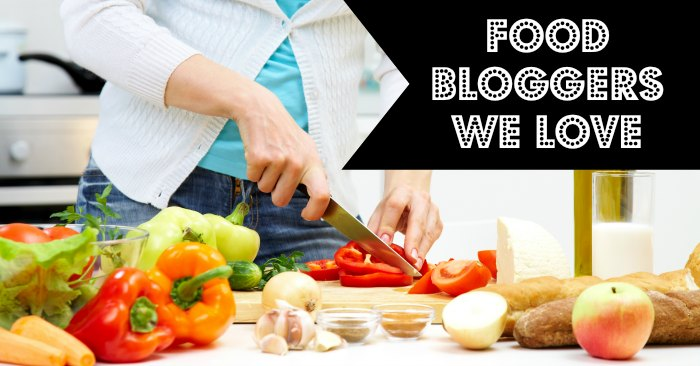 Food Bloggers We Recommend For Healthy Eating Recipes