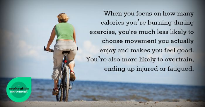 Tips to heal your relationship with exercise
