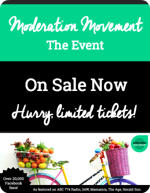 Moderation Movement Event
