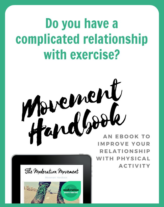 Moderation Movement EBook
