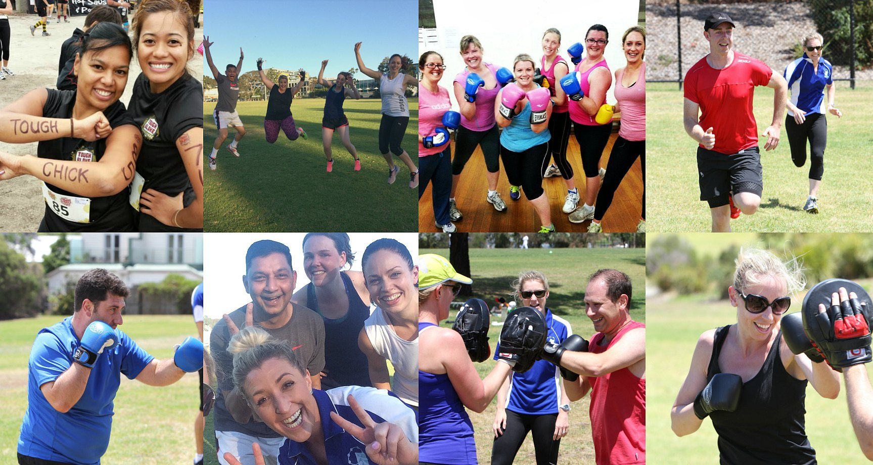 Group Fitness Training Melbourne Hawthorn Fitzroy