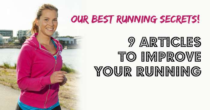 9 Articles to Improve your Running