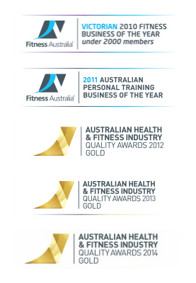 Awards Healthy Balance Fitness