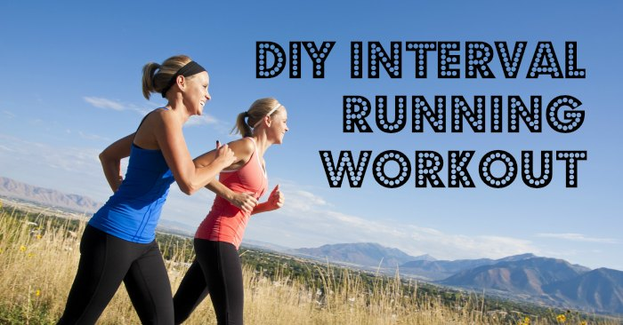 DIY Interval Workout for Running Results