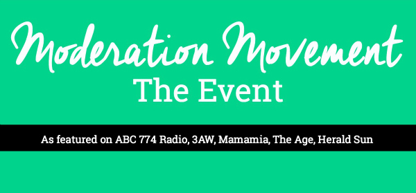 The moderation movement event